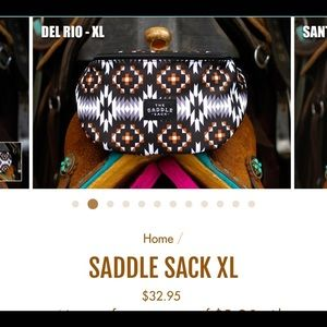 Saddle Sack XL (Fallon Taylor) (Ranch Dress'n)